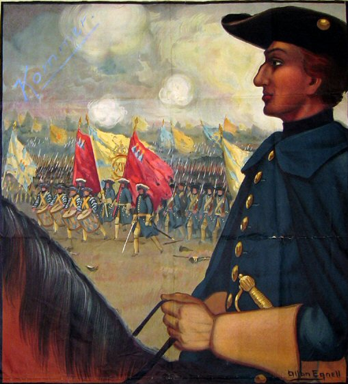 King Charles Xii Was The Only